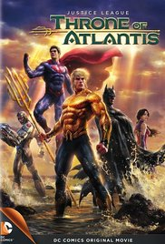 Watch Free Justice League: Throne of Atlantis (2015) 2014