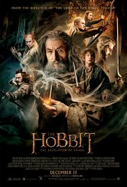 Watch Free The Hobbit: The Desolation of Smaug (2013)