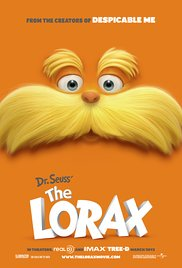 Watch Free The Lorax (2012)