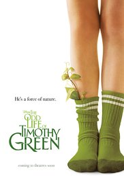 Watch Free The Odd Life of Timothy Green 2012