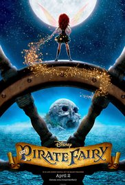 Watch Free The Pirate Fairy (2014)