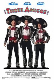 Watch Free Three Amigos (1986)