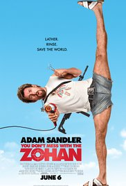 Watch Free You Dont Mess with the Zohan (2008)