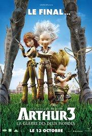 Watch Free Arthur 3: la guerre des deux mondes (2010)