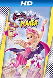 Watch Free Barbi in Princess Power 2015