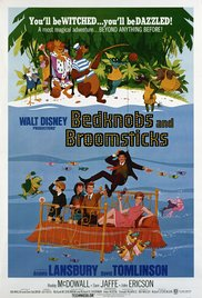 Watch Free Bedknobs and Broomsticks (1971)