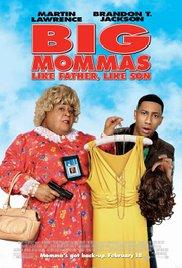 Watch Free Big Mommas: Like Father, Like Son (2011)