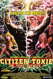 Watch Free Citizen Toxie: The Toxic Avenger IV (2000)