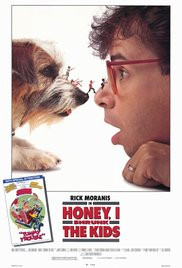 Watch Free Honey, I Shrunk the Kids (1989)