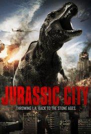 Watch Free Jurassic City (2014)