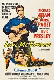 Watch Free Love Me Tender (1956)