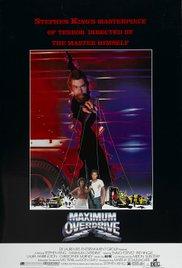 Watch Free Maximum Overdrive (1986)