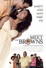Watch Free Meet the Browns (2008) Tyler Perry