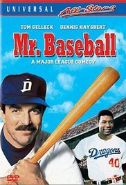 Watch Free Mr. Baseball (1992)