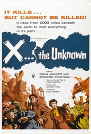 Watch Free X: The Unknown (1956)