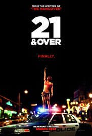 Watch Free 21 & Over (2013)