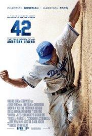 Watch Free 42 (2013)