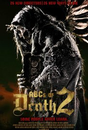 Watch Free The ABCs of Death 2 (2014)