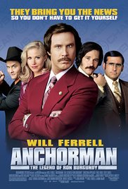 Watch Free Anchorman: The Legend of Ron Burgundy (2004)