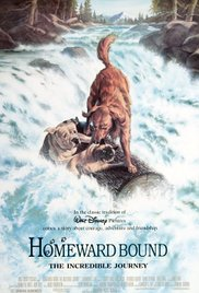 Watch Free Homeward Bound: The Incredible Journey (1993)