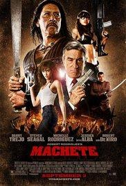 Watch Free Machete (2010)
