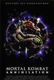 Watch Free Mortal Kombat: Annihilation (1997)