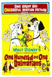 Watch Free 101 Dalmatians (1961)