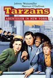 Watch Free Tarzans New York Adventure (1942)