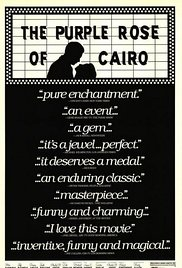 Watch Free The Purple Rose of Cairo (1985)