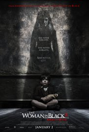 Watch Free The Woman in Black 2: Angel of Death (2014)