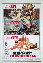 Watch Free 007 james bond Thunderball (1965)