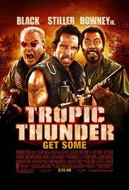 Watch Free Tropic Thunder (2008)