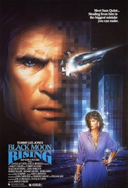 Watch Free Black Moon Rising (1986)