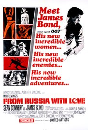 Watch Free From Russia With Love (1963) 007 james bond