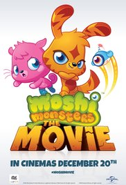 Watch Free Moshi Monsters: The Movie (2013)