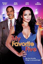 Watch Free My Favorite Five (2015)