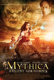 Watch Free Mythica: A Quest for Heroes (2015)