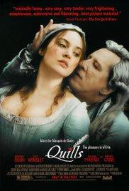 Watch Free Quills (2000)