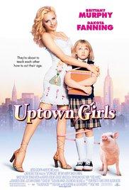 Watch Free Uptown Girls (2003)