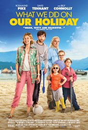 Watch Free What We Did on Our Holiday (2014)