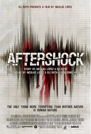 Watch Free Aftershock (2012)