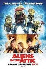 Watch Free Aliens in the Attic (2009)