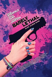 Watch Free Barely Lethal (2015)