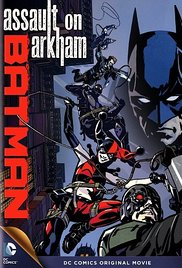 Watch Free Batman: Assault on Arkham 2014