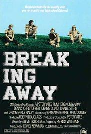 Watch Free Breaking Away (1979)