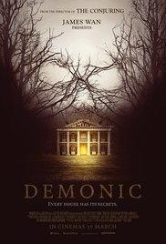 Watch Free Demonic (2015)