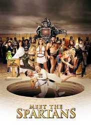 Watch Free Meet the Spartans (2008)