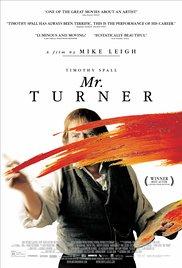 Watch Free Mr. Turner (2014)