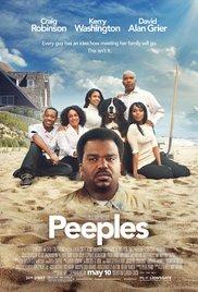 Watch Free Peeples (2013)