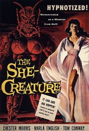 Watch Free The She-Creature (1956)